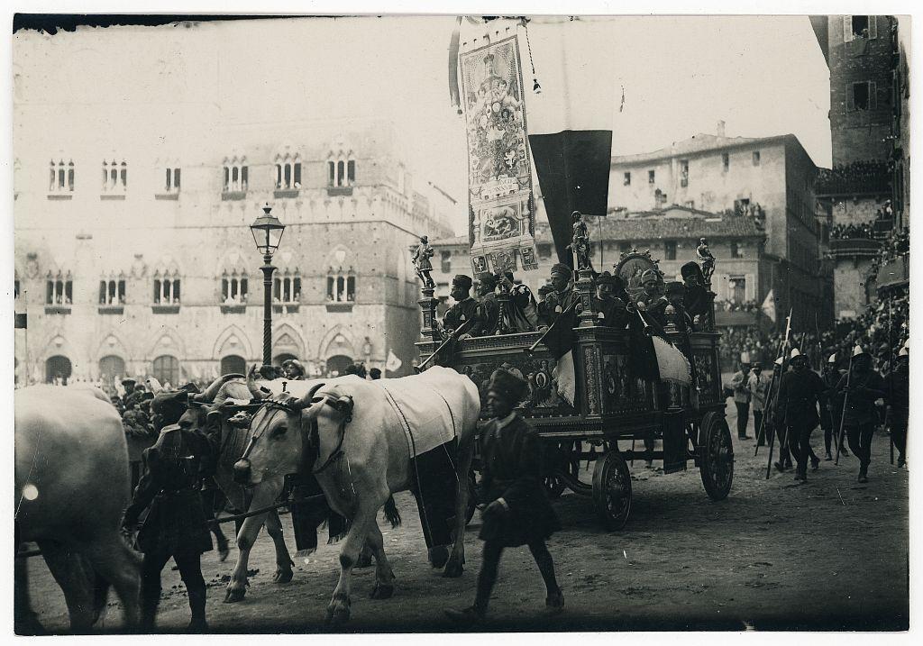 carroccio luglio 1928
