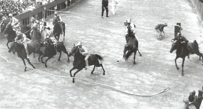 la rigirata 1961