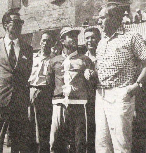 1963-1964 Ettore Bastianini e Canapino